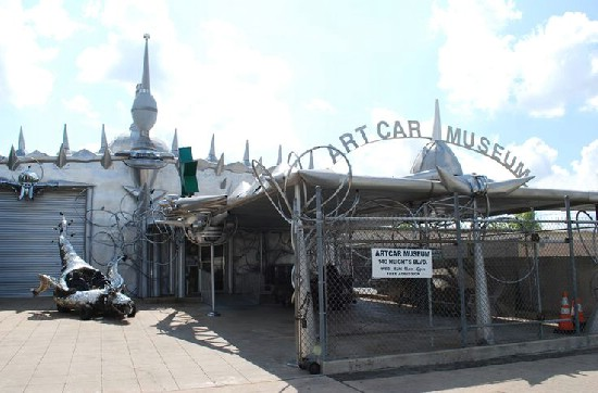 Art Car Museum >> Artcar Museum Top Things To Do In Houston Texas Abby